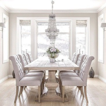 Elegant Dining Room Design Ideas That Will Amaze You 07