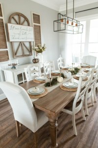Elegant Dining Room Design Ideas That Will Amaze You 14