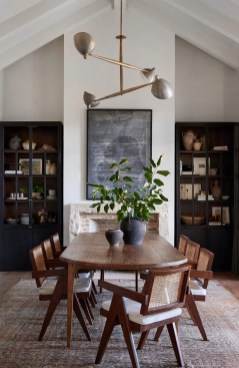 Elegant Dining Room Design Ideas That Will Amaze You 28