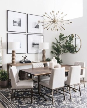 Elegant Dining Room Design Ideas That Will Amaze You 29
