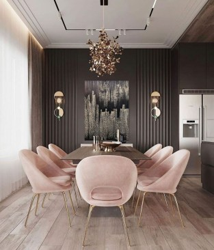 Elegant Dining Room Design Ideas That Will Amaze You 37