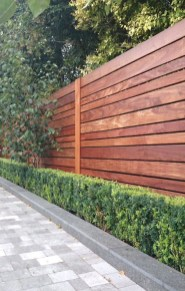 Enchanting Living Fences Design Ideas That Suitable For Your Yard 11