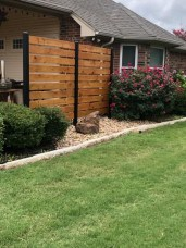 Enchanting Living Fences Design Ideas That Suitable For Your Yard 41