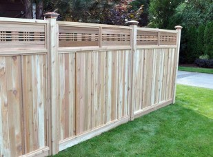 Enchanting Living Fences Design Ideas That Suitable For Your Yard 43