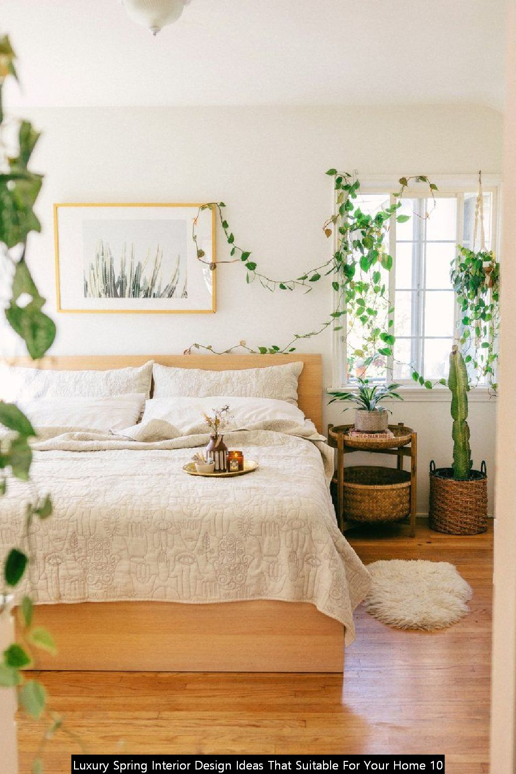 Luxury Spring Interior Design Ideas That Suitable For Your Home 10