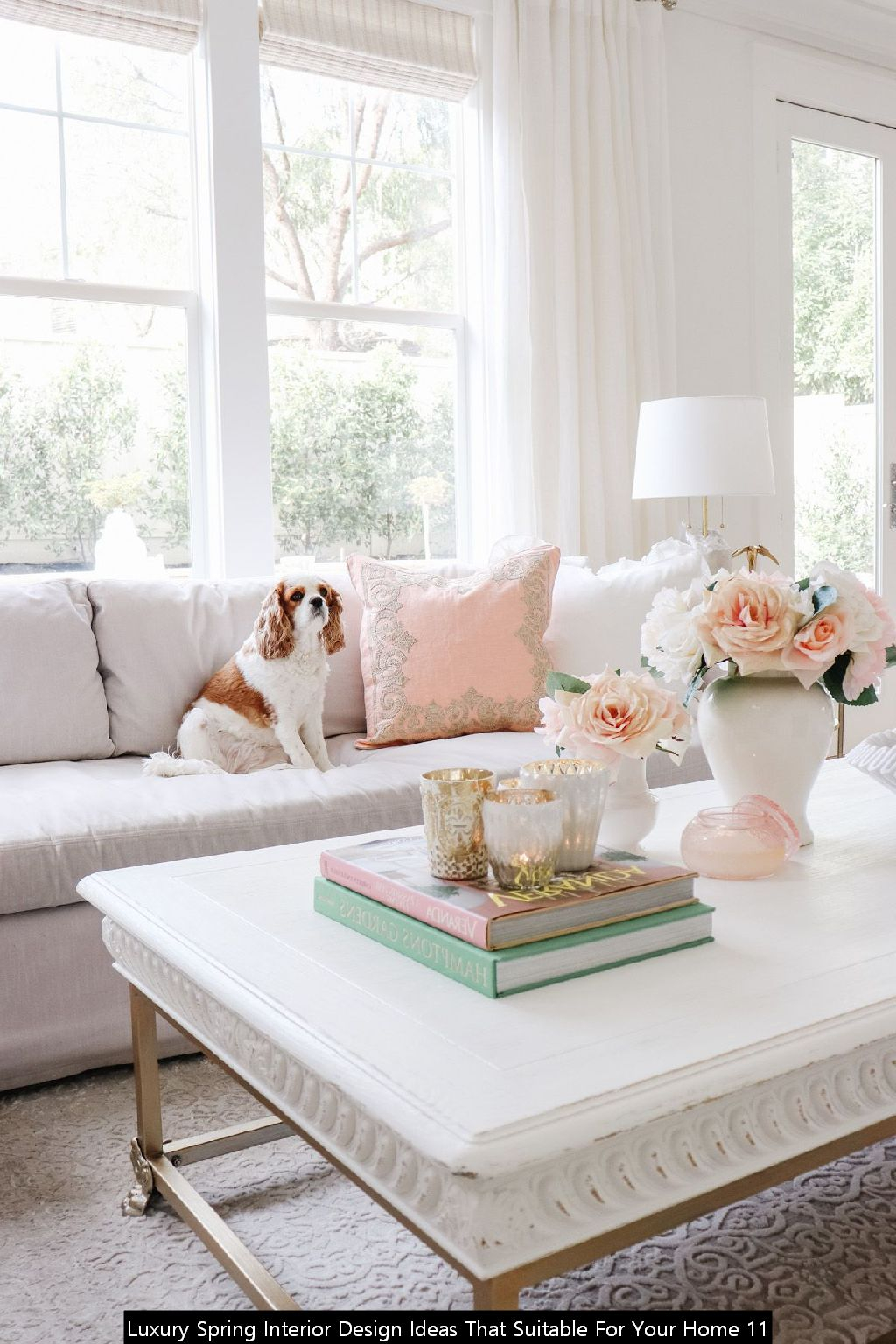 Luxury Spring Interior Design Ideas That Suitable For Your Home 11