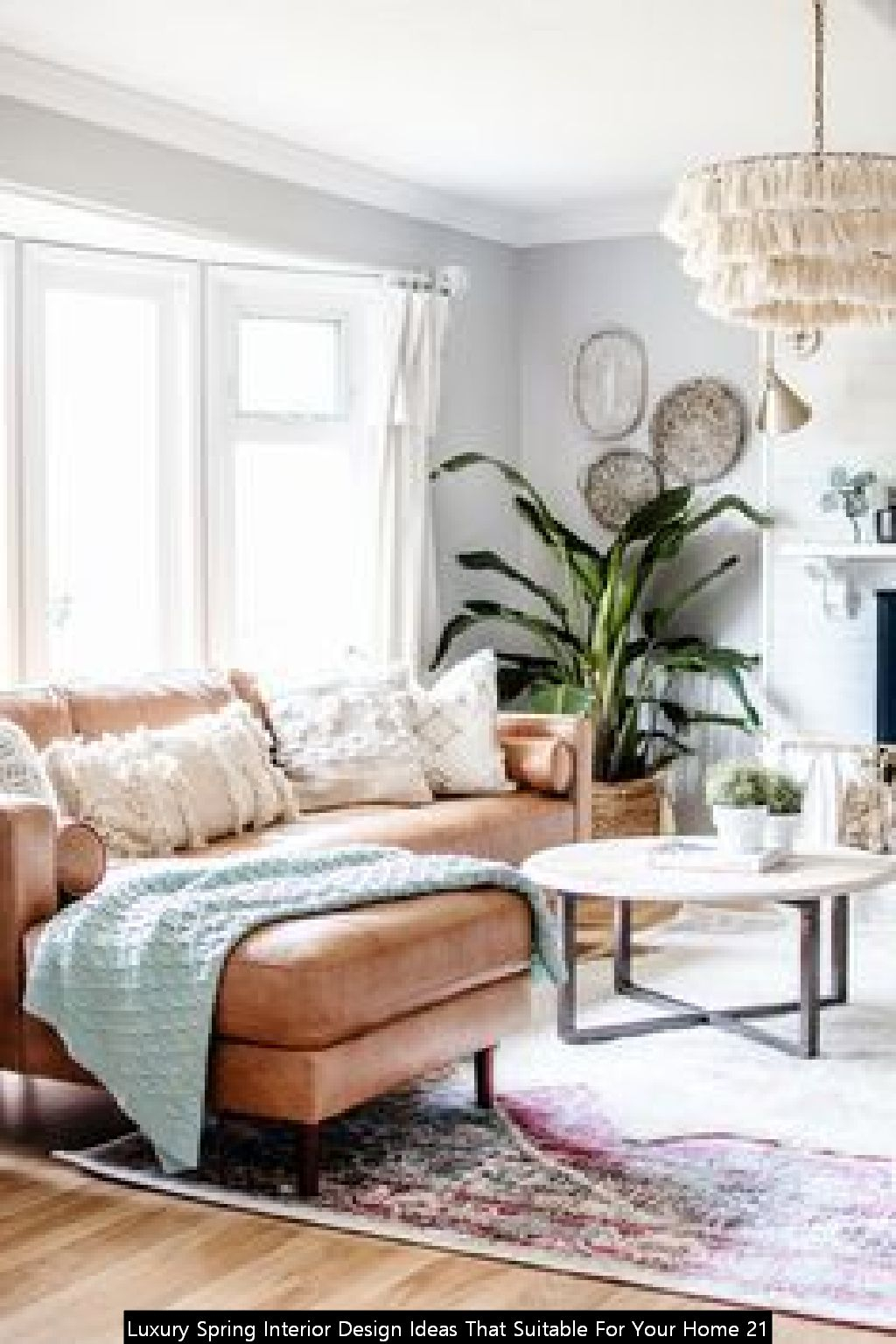Luxury Spring Interior Design Ideas That Suitable For Your Home 21