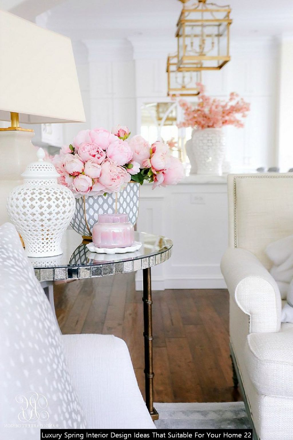Luxury Spring Interior Design Ideas That Suitable For Your Home 22
