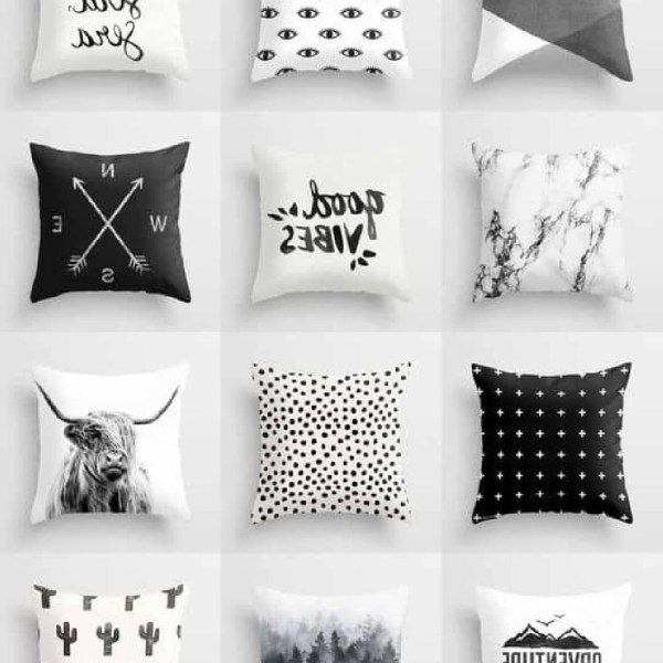 Outstanding Pillow Design Ideas That Will Make Your Home Look Fantastic 01