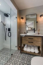 Relaxing Bathroom Remodel Design Ideas On A Budget That Will Inspire You 48