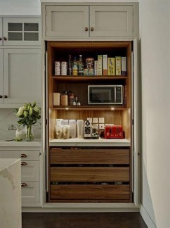 Simple Kitchen Storage Design Ideas That You Want To Try 03