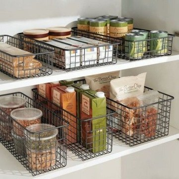 Simple Kitchen Storage Design Ideas That You Want To Try 06