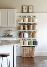 Simple Kitchen Storage Design Ideas That You Want To Try 14