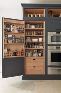 Simple Kitchen Storage Design Ideas That You Want To Try 29