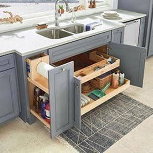 Simple Kitchen Storage Design Ideas That You Want To Try 43