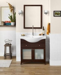 Smart Space Saving Bathroom Solutions Ideas That You Need To Copy 32