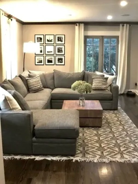 Sophisticated Living Room Furniture Design Ideas To Try Right Now 45