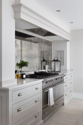Top White Kitchen Cabinetry Design Ideas That Looks More Modern 09