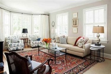 Best Ideas For Traditional Living Rooms With Oriental Rugs 05