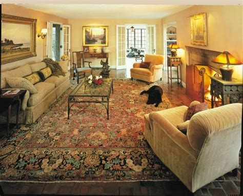 Best Ideas For Traditional Living Rooms With Oriental Rugs 13