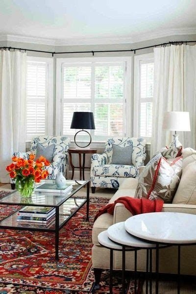 Best Ideas For Traditional Living Rooms With Oriental Rugs 17