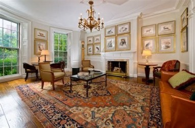 Best Ideas For Traditional Living Rooms With Oriental Rugs 22