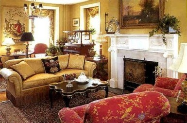 Best Ideas For Traditional Living Rooms With Oriental Rugs 25