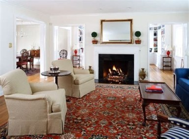 Best Ideas For Traditional Living Rooms With Oriental Rugs 26