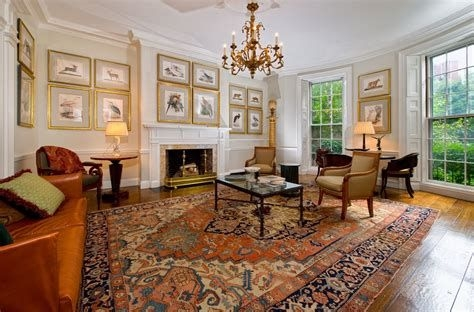 Best Ideas For Traditional Living Rooms With Oriental Rugs 41