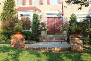 Brilliant Front Yard Corner Lot Landscaping Ideas 10