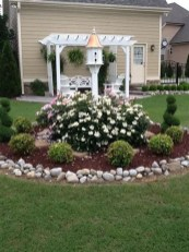 Brilliant Front Yard Corner Lot Landscaping Ideas 18