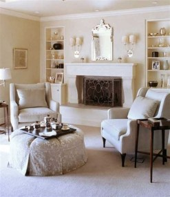 Cool Chimney Ideas For Living Room 03