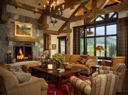Cool Chimney Ideas For Living Room 06