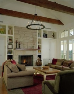 Cool Chimney Ideas For Living Room 07