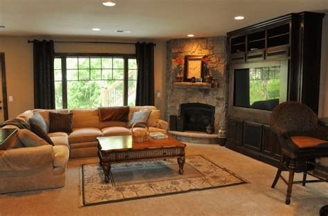Cool Chimney Ideas For Living Room 10
