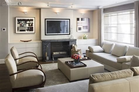 Cool Chimney Ideas For Living Room 11