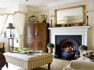 Cool Chimney Ideas For Living Room 19