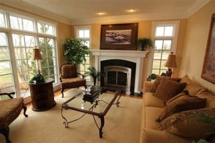 Cool Chimney Ideas For Living Room 28