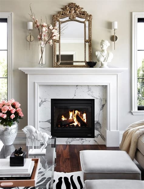 Cool Chimney Ideas For Living Room 31