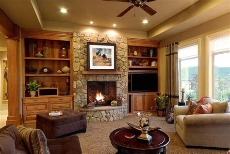 Cool Chimney Ideas For Living Room 38