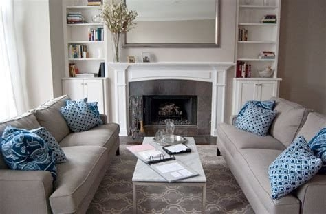 Most Popular Two Couches In Small Living Room 42