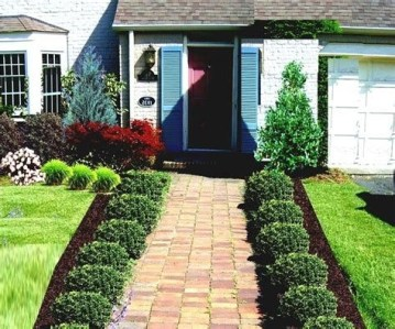 Stunning Front Yard Landscaping Ideas On A Budget 28