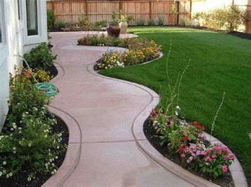 Stunning Front Yard Landscaping Ideas On A Budget 39
