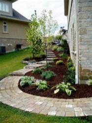 Totally Inspiring Front Yard Pathway Ideas 18