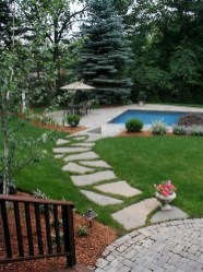 Totally Inspiring Front Yard Pathway Ideas 19