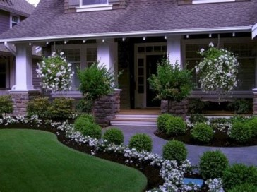 Totally Inspiring Front Yard Pathway Ideas 27