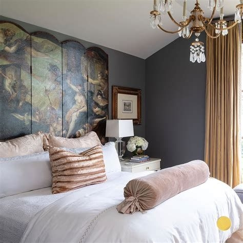 Awesome Burgundy And Grey Bedroom Ideas 08