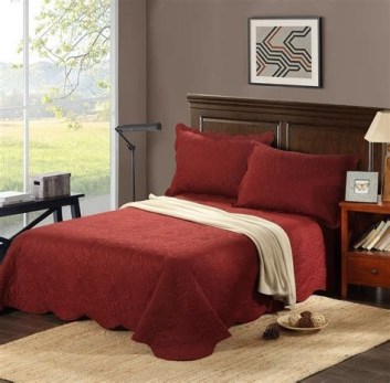 Awesome Burgundy And Grey Bedroom Ideas 36