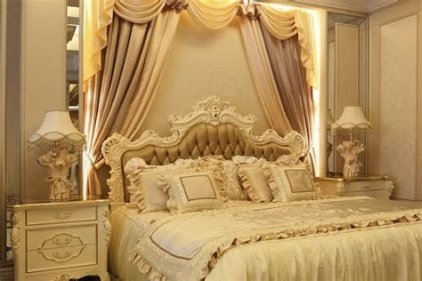 Best Ideas For Fancy Curtains For Bedroom 07