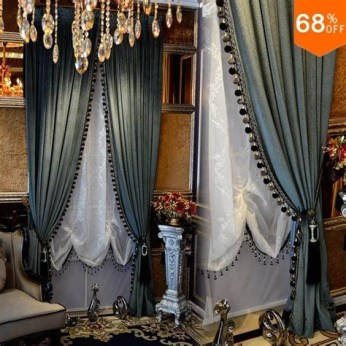 Best Ideas For Fancy Curtains For Bedroom 23